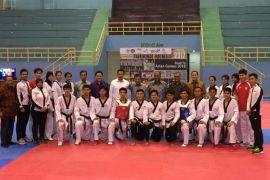 Wakil Presiden semangati tim taekwondo nasional