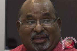 Gubernur Lukas Enembe penuhi panggilan Bareskrim Polri