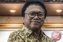 Oesman Sapta lantik dua anggota MPR PAW