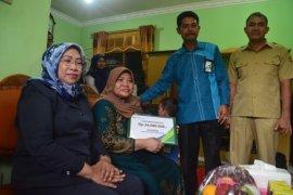 BPJS-TK Serahkan Klaim Santunan Kematian Anggota DPRD Samarinda