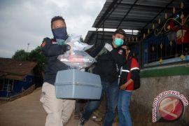 Polisi di Mataram amankan benda diduga bom