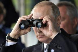 Putin pamerkan generasi baru rudal hipersonik Rusia