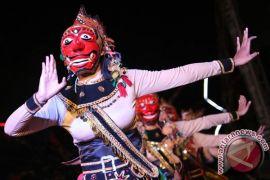 1.500 pelajar mendongkrak budaya Kediri