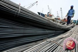 Krakatau Steel khawatir impor baja paduan China