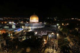 Yordania kecam kunjungan parlemen Israel ke kompleks Aqsha