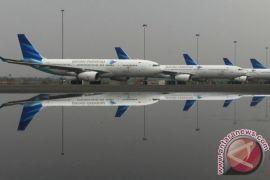 Garuda incar 40% pendapatan penerbangan China