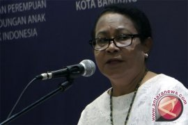Kejahatan terhadap anak tak terampuni, kata Yohana Yembise