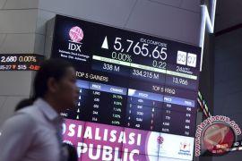 Peringkat utang Indonesia dorong IHSG BEI menguat di penutupan Senin