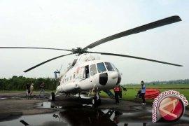 Helikopter jatuh di Tasikmalaya, Jabar