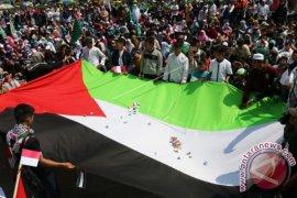 Umat Islam Sumut Kecam Kekejaman Israel