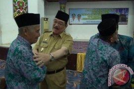 Bupati Paser Lepas Keberangkatan Jamaah Calon Haji