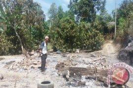 Korban Kebakaran di Simalungun Harapkan Bantuan Pemerintah
