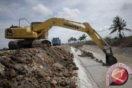 Kementerian PUPR rehabilitasi tiga juta hektare jaringan irigasi  Oleh Aji Cakti