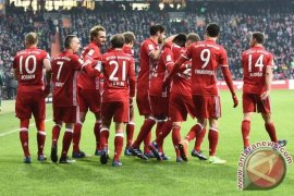 Bayern Muenchen taklukkan Paderborn 6-0