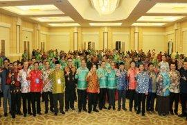 Rakernas Asosiasi DPRD Provinsi Seluruh Indonesia Digelar Di Lampung