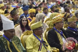Silaturahmi Raja dan Sultan Nusantara