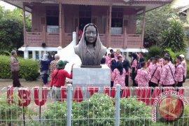 Peserta SMN Jateng Terkesan Warisan Sejarah di Bengkulu