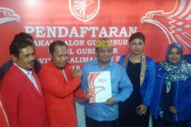Suryadman Gidot Daftar Balon Gubernur Melalui Nasdem-PKPI