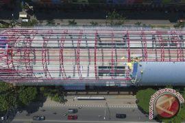 LRT Sumsel siap diuji coba April 2018