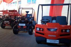 Astra mulai ekspor traktor mini Wintor ke Malaysia