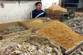 Harga Ikan Asin di Jember Naik 100 Persen (Video)
