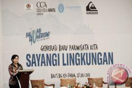 Coca-Cola Amatil komitmen bersihkan sampah di pantai Bali