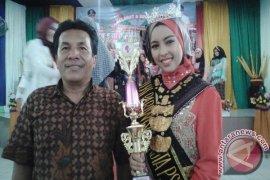 Indira Sari Susanti Terpilih Putri Pariwisata Padangsidimpuan