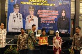 Menteri Kesehatan Mengapresiasi Lampung Berhasil Menurunkan Gizi Kurang Dan Gizi Buruk