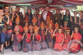 Dirjen Kebudayaan Kemendikbud Berkunjung ke Samosir