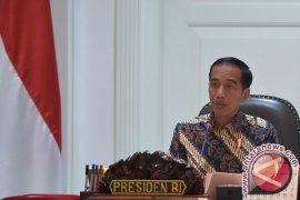 Presiden Jokowi Perintahkan Jaga Peredaran Garam Impor