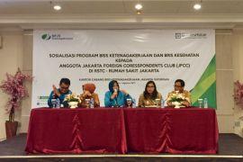 BPJS Ketenagakerjaan rangkul pekerja media asing