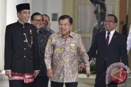 Wakil Presiden Jusuf Kalla Membuka Pameran Lukisan Koleksi Istana