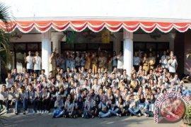 Pemkab HSS Sambut 108 Mahasiswa KKN  Fisip ULM