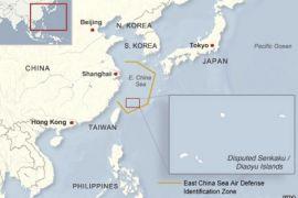 Jepang protes China terkait aktivitas mencurigakan di Laut China Timur