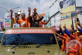 """Pemkot Makassar luncurkan """"smart parking"""""""