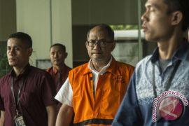 KPK tahan lima tersangka Dana Desa Pamekasan