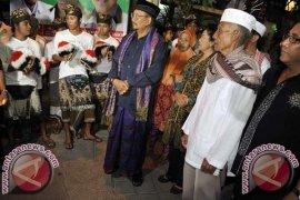 Baleganjur-Barongsai meriahkan Malam Takbiran Kampung Islam Kepaon-Denpasar