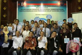 BNNP: Jumlah Pengguna Narkoba Di Gorontalo Turun