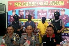 Dua Residivis Pencurian Ditangkap