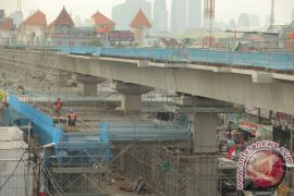 Jakarta terus percepat pembangunan infrastruktur transportasi massal
