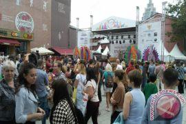 Masyarakat Rusia antusias lihat kebudayaan Indonesia