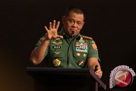 Panglima TNI sampaikan kuliah umum di Unja
