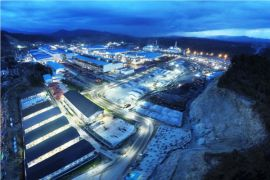 Kawasan industri Vietnam naikkan target investasi