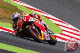 Marquez Kunci Kemenangan Ketiga Di MotoGP Ceko