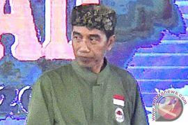 Pencak silat di mata Presiden Jokowi