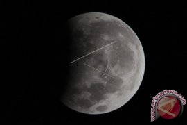 Gerhana bulan dapat dinikmati secara live streaming