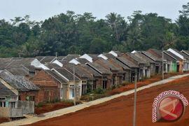 Pemerintah bangun 3.764 rumah swadaya di Sulteng