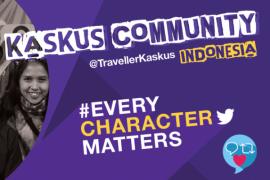 Luncurkan #EveryCharacterMatters, Twitter aktivasi video relay pertama di dunia
