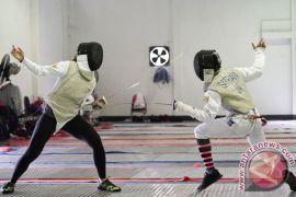 Kontingen anggar Indonesia diperkuat 24 atlet