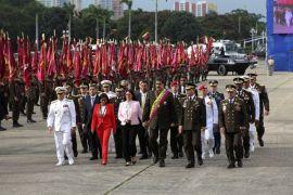 Uni Eropa daftarhitamkan tujuh pejabat Venezuela
